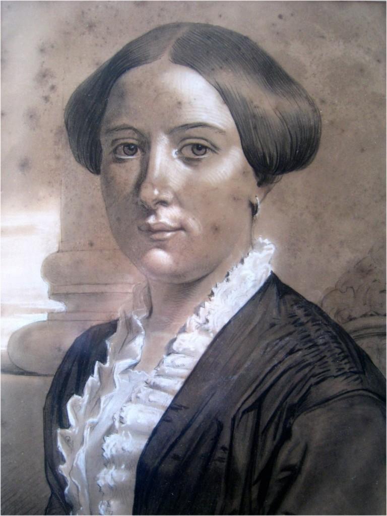 margaretha johanna christina wolterbeek (schilderij A.H.)