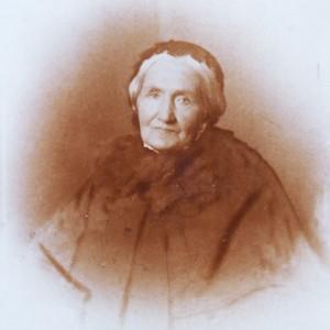 Adriana Johanna Haanen rond 1890