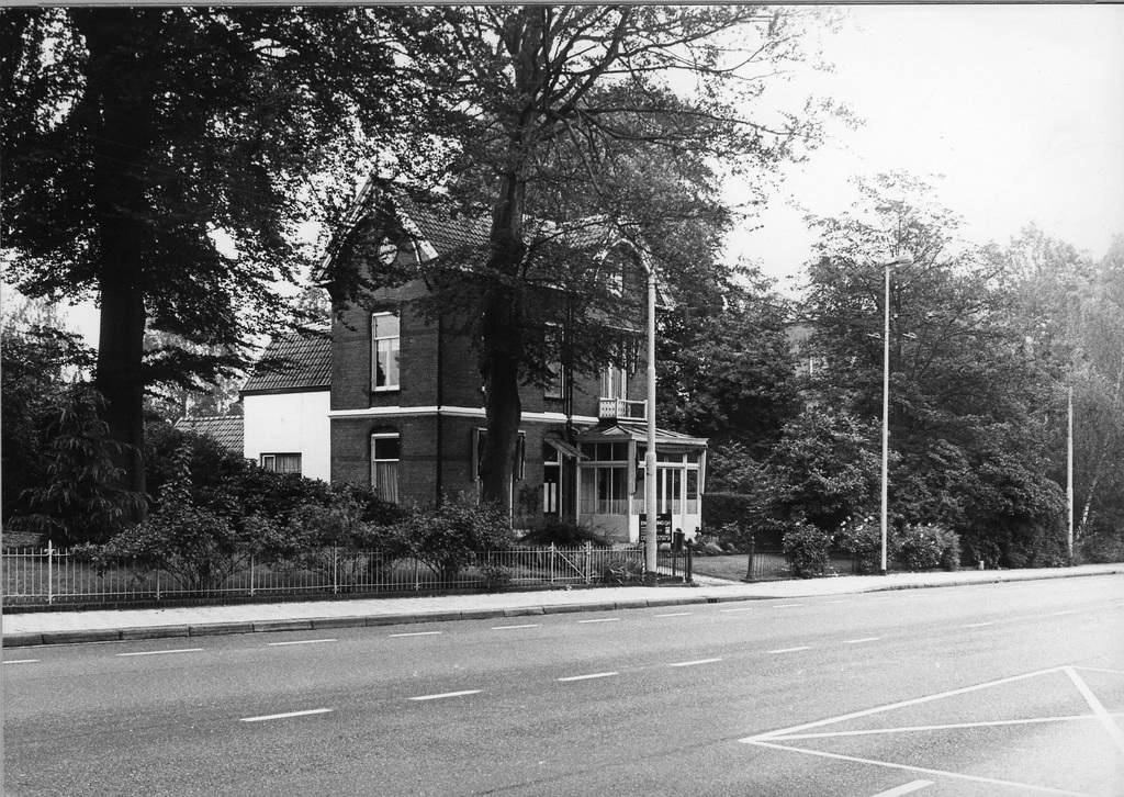 De villa op Utrechtseweg 179