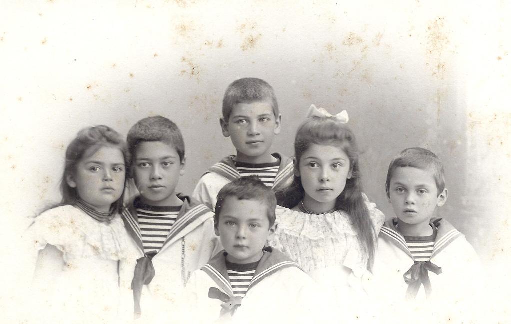 De kinderen Frowein