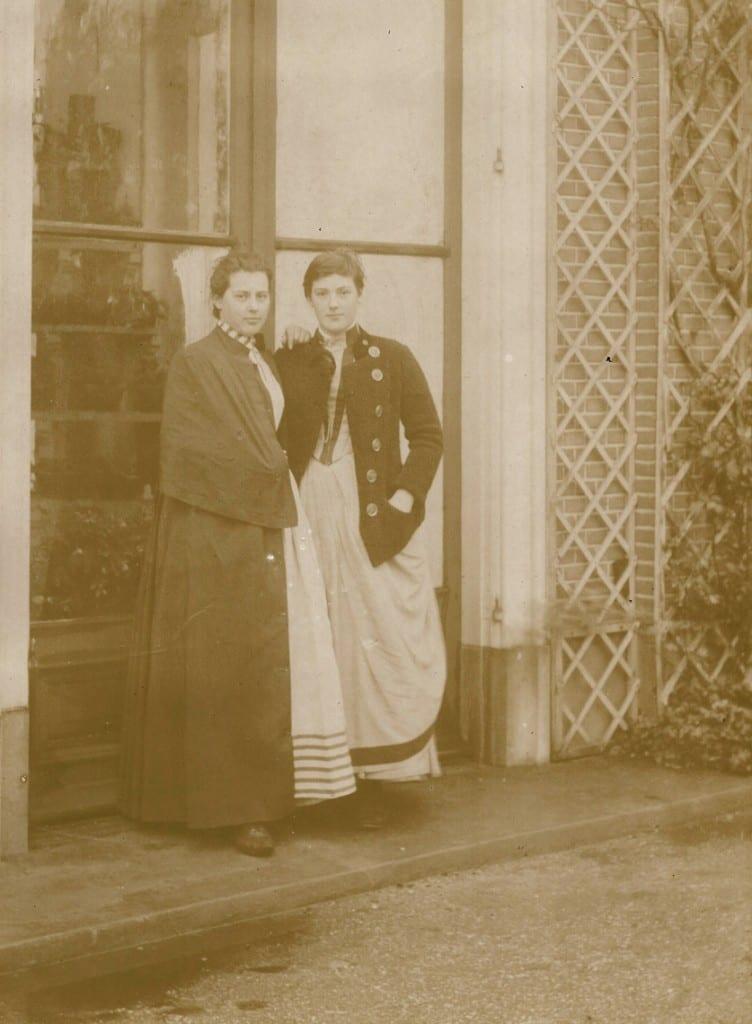 Li en Anna Wolterbeek