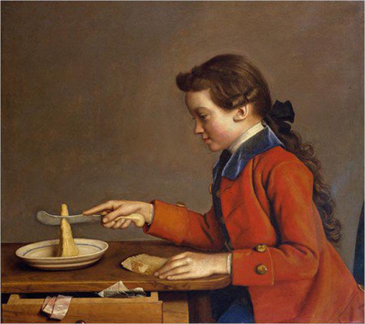 Jean-Etienne Liotard jr. zoon van de schilder