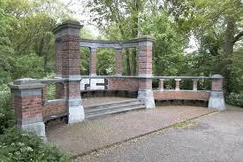 De Cremerbank in de Scheveningse Bosjes.