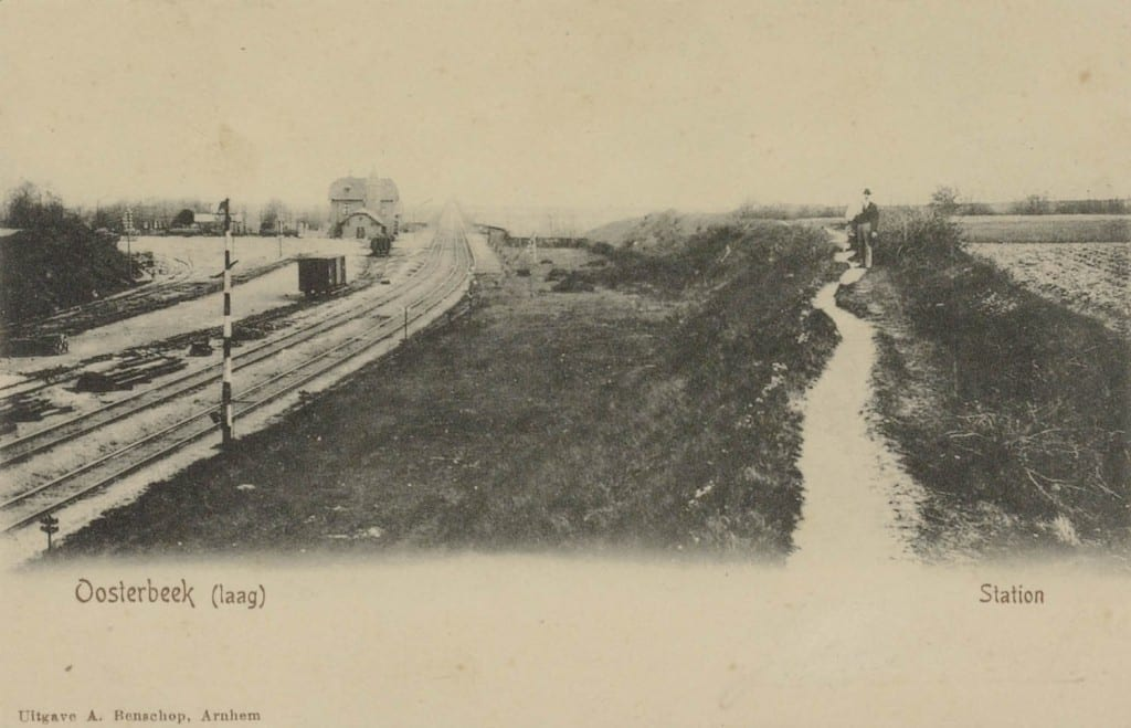 Station Oosterbeek- Laag rond 1900