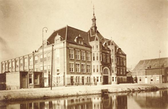 Nederlandse Gist- en Spiritusfabriek Delft