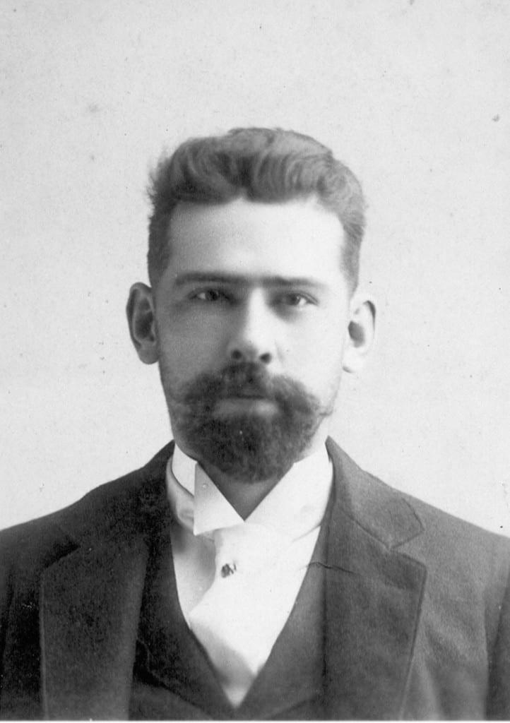 Robert Daniël (Daan) Wolterbeek, oudste zoon van Willem Pieter.