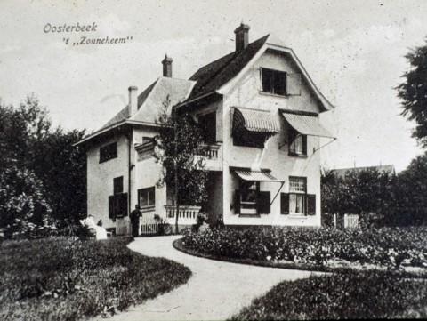 "Huis "" `t Zonneheem"""