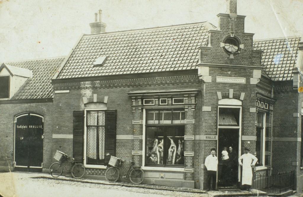 4485 Slagerij Hallie Weverstraat Oosterbeek