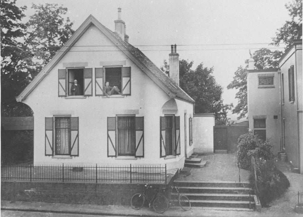 Benedendorpsweg 98, gebouwd in 1870.