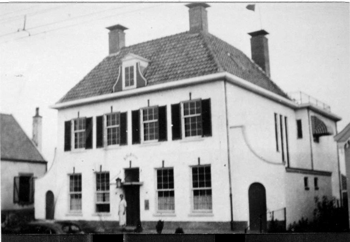 """Villa """"Rijnouwe""""."""