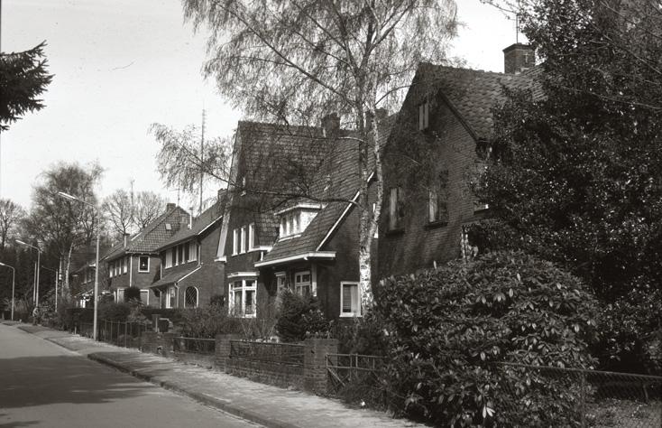 De Nassaulaan in 1983