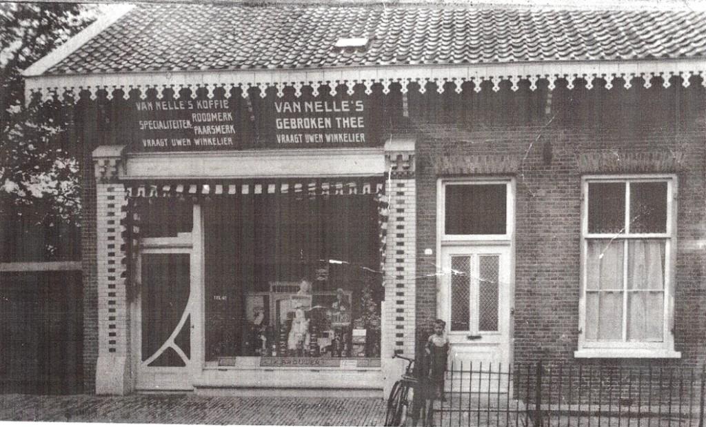 De kruidenierswinkel van Brouwer.