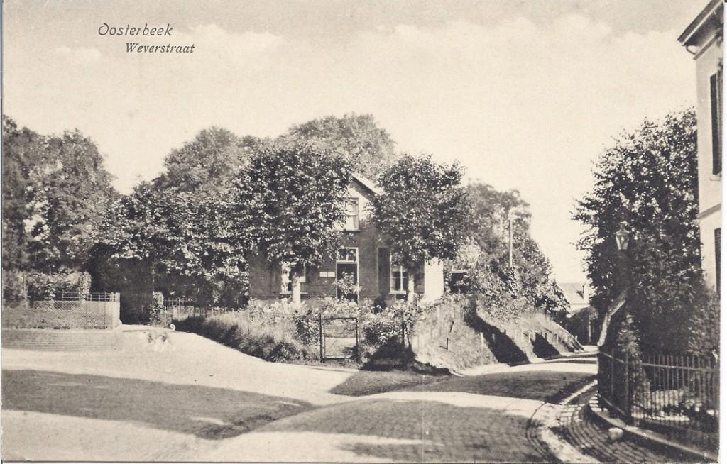 0692 hoek Weverstraat- Jagerskanp Oosterbeek