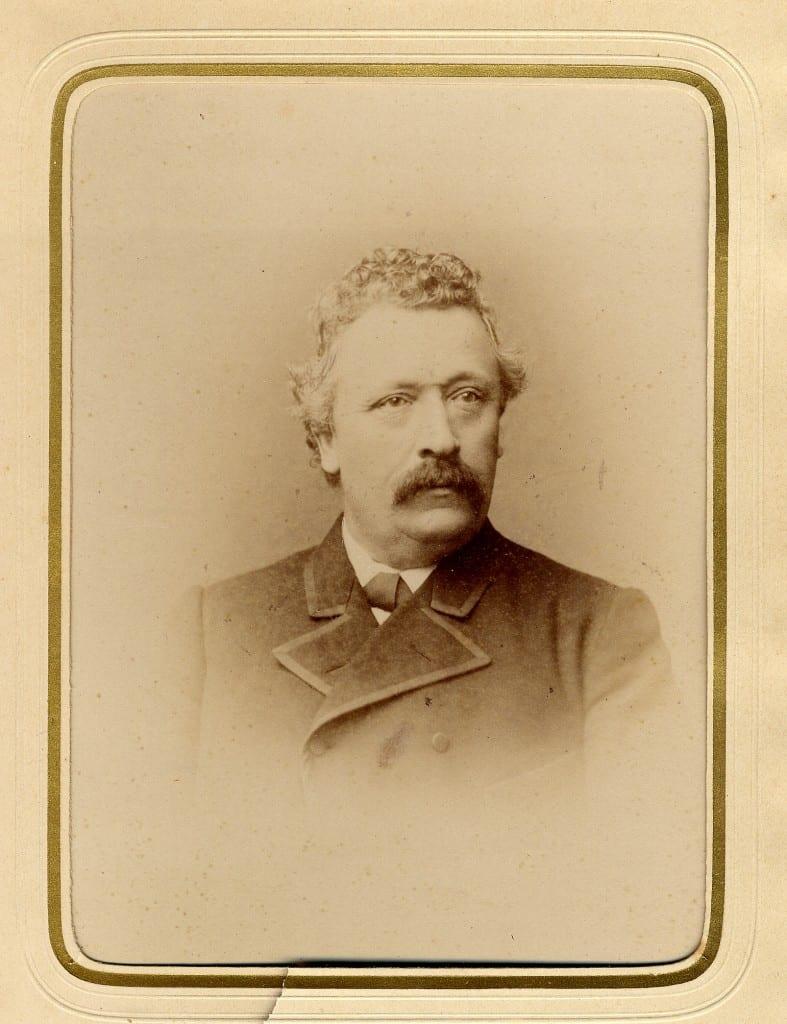 Gerard HeinrichReijmer, in 1889 gemeeteraadslid van de gemeente Renkum