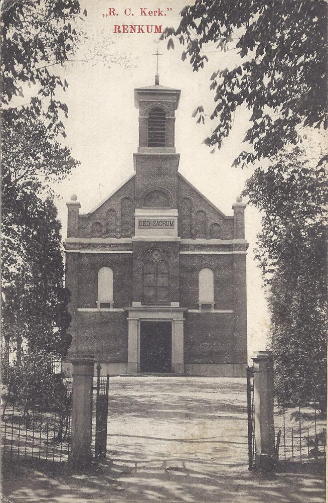 0918 RK kerk Deo Sacrum nabij Campman Renkum