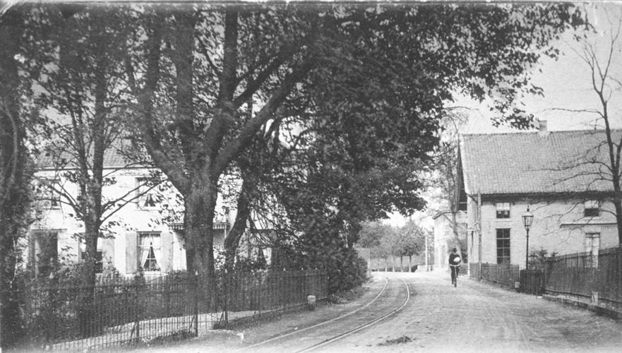 B0271 Westzijde Dorpsstraat Renkum