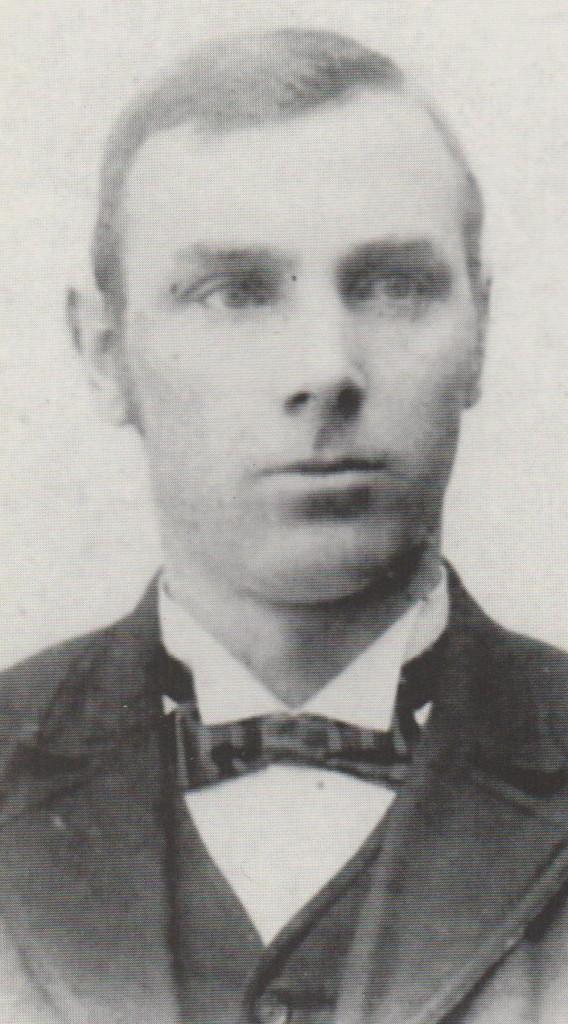 Henricus Campman. Begon in 1854 in de boerderij annex stalhouderij.