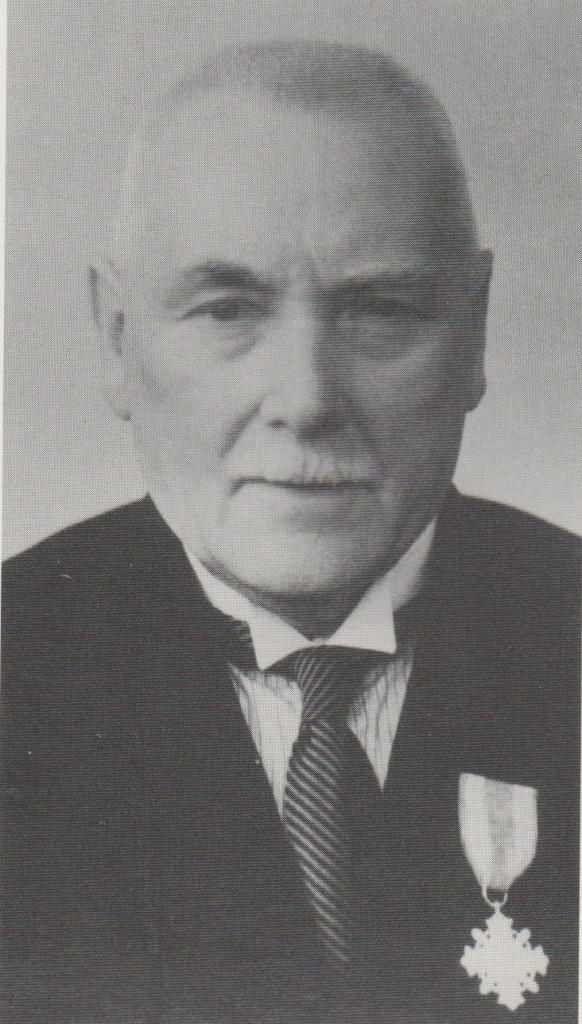 Frans Campman, vanaf 1900 hotelier.