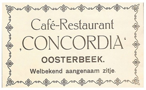 cafe-restaurant-concordia-oosterbeek-1906-advertentie