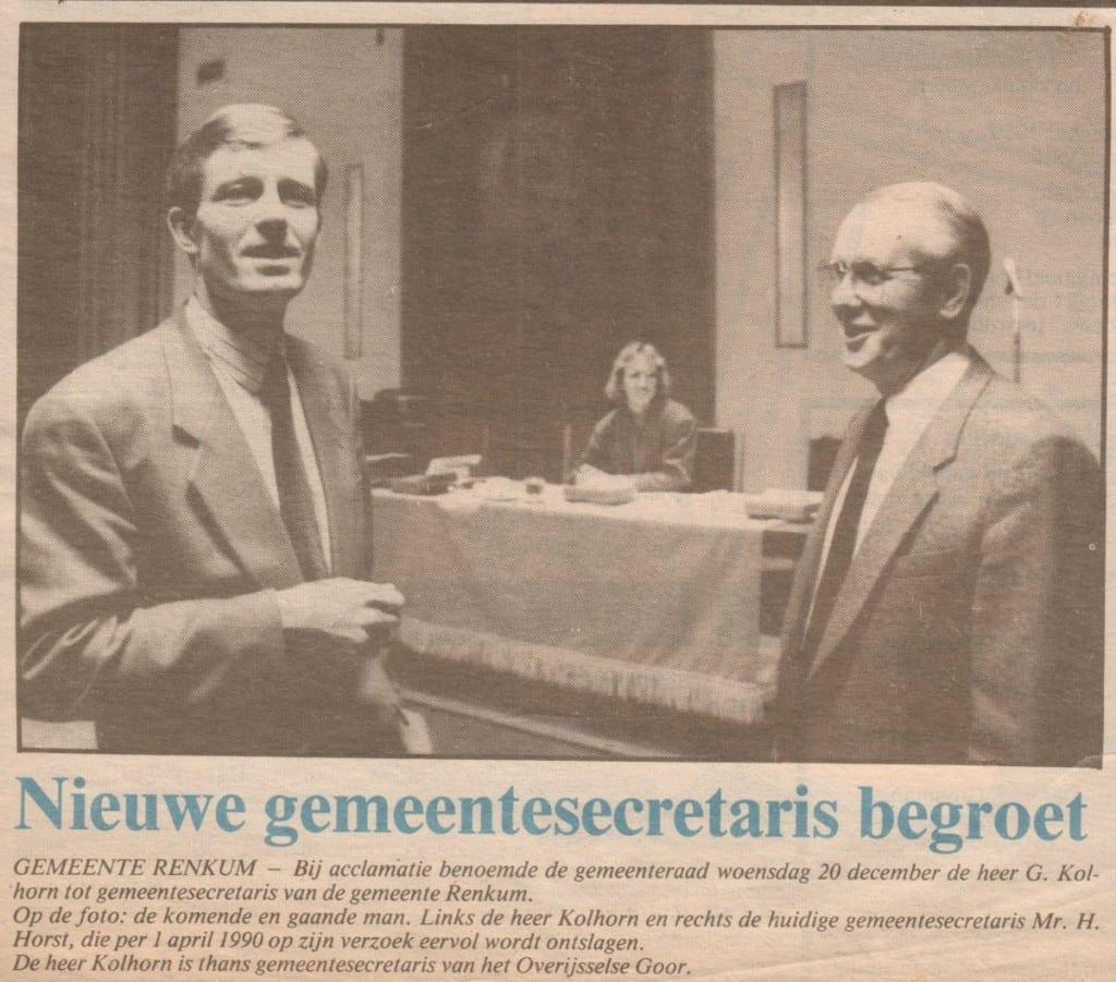nieuwe gemeentesecreatris-1990