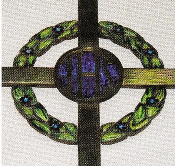 Het kruis van Frans Zwollo jr.
