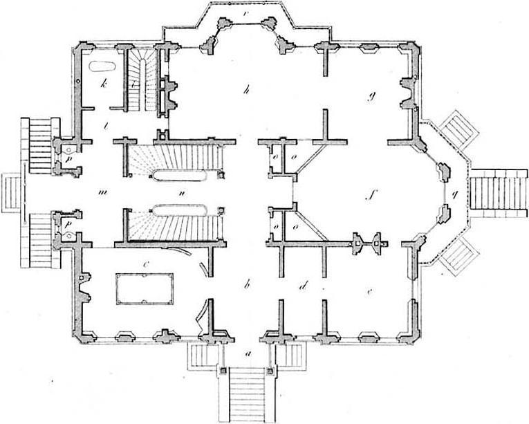 """Het ontwerp voor het nieuwe huis """"Cortenbergh"""""""