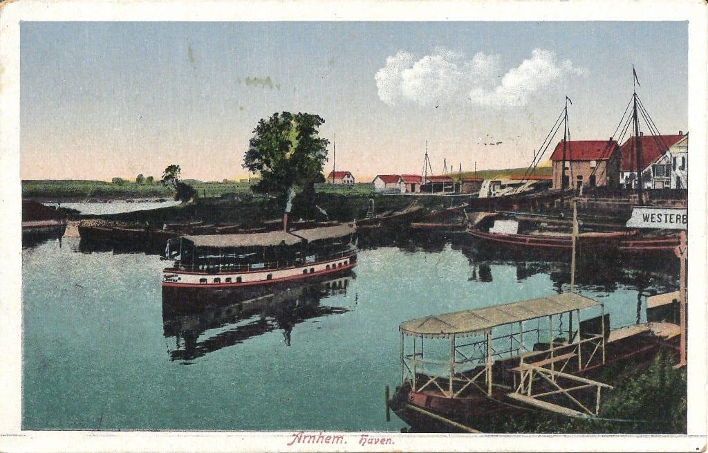 06 - Zwaantje in Arnhemse haven