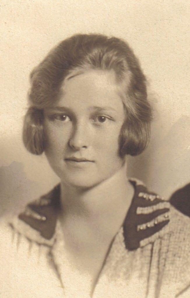 Jifke de Vaynes van Brakell Buys op 22 jarige leeftijd.