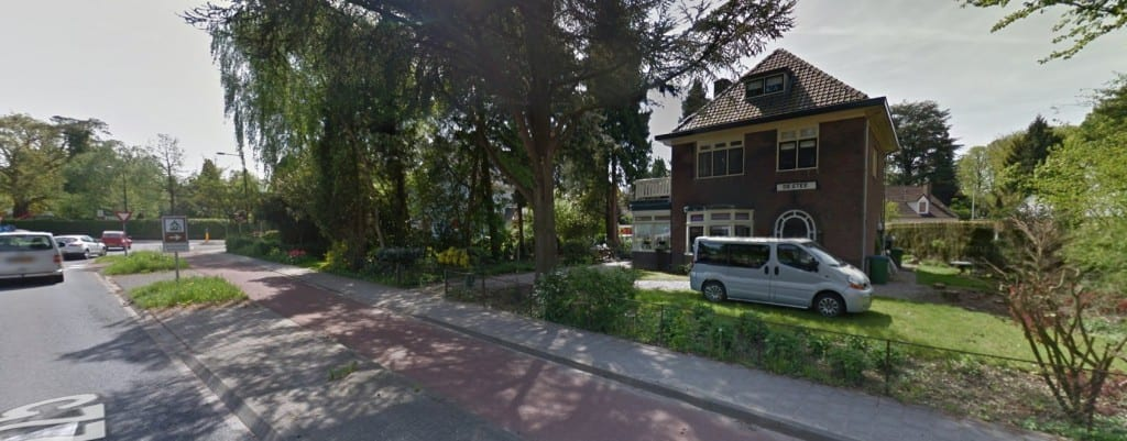 1977-01-27 Oosterbeek Huidige situatie Streetview