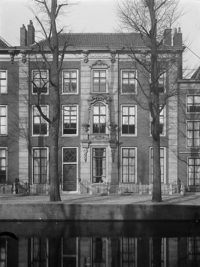 Rapenburg 65, woonhuis van Jan Kneppelhout